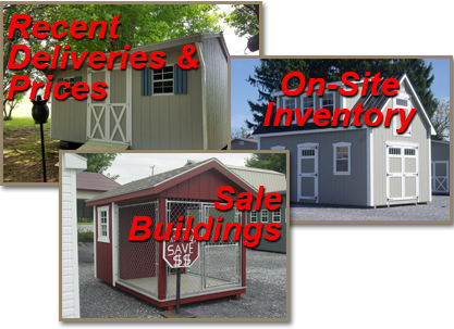 Need More Space? We Have The Solution For You! Milleru0027s Storage Buildings  ...