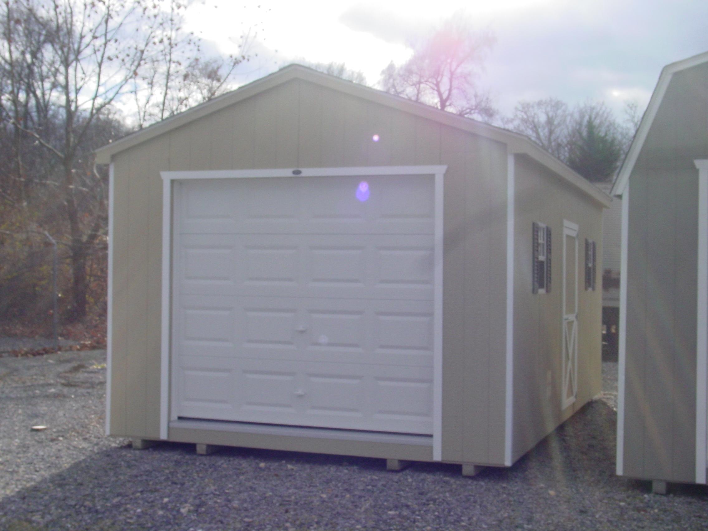 (Building #042) 12x20x8 Cottage