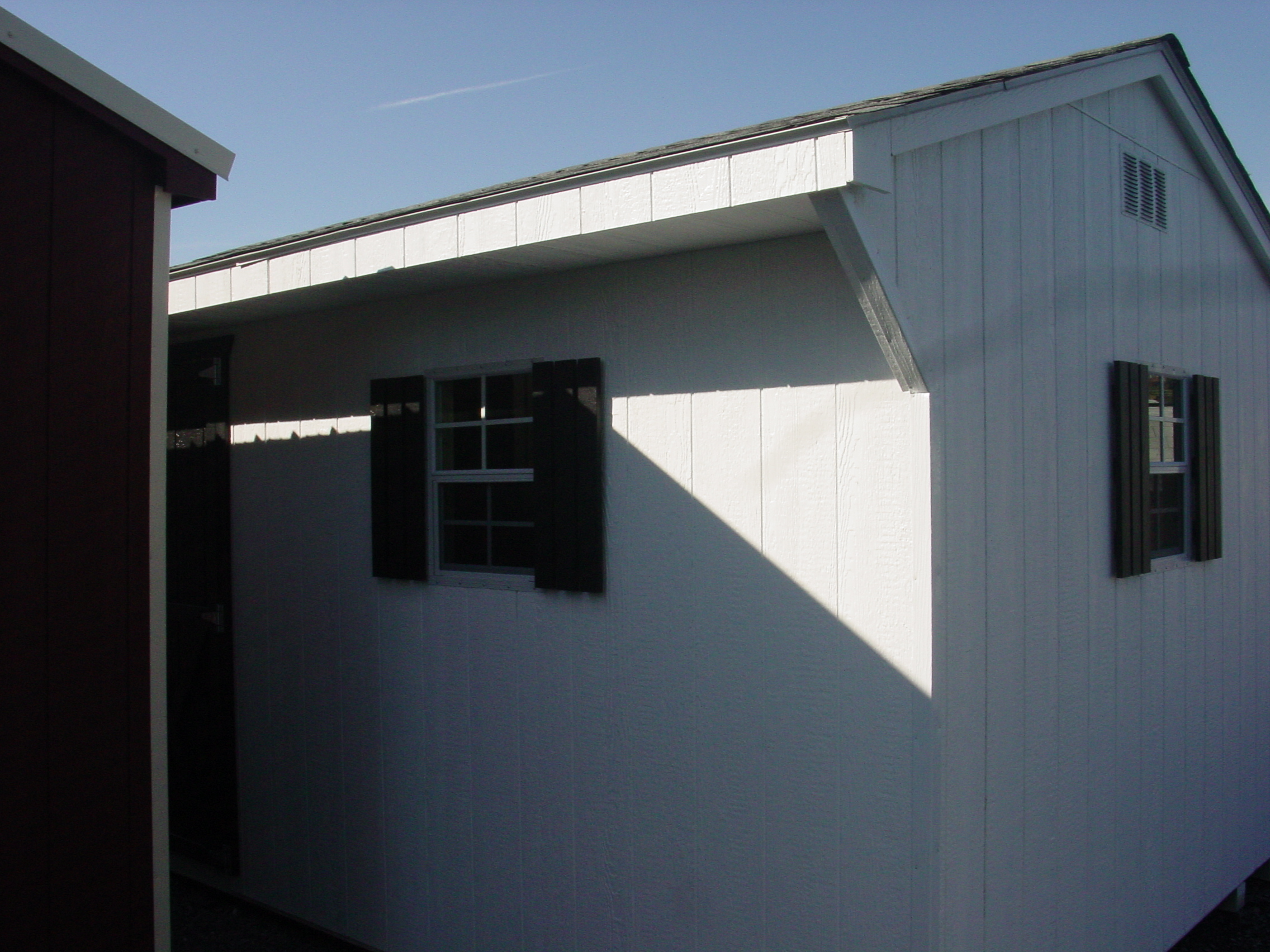 (Building #053) 10×16 Carriage House