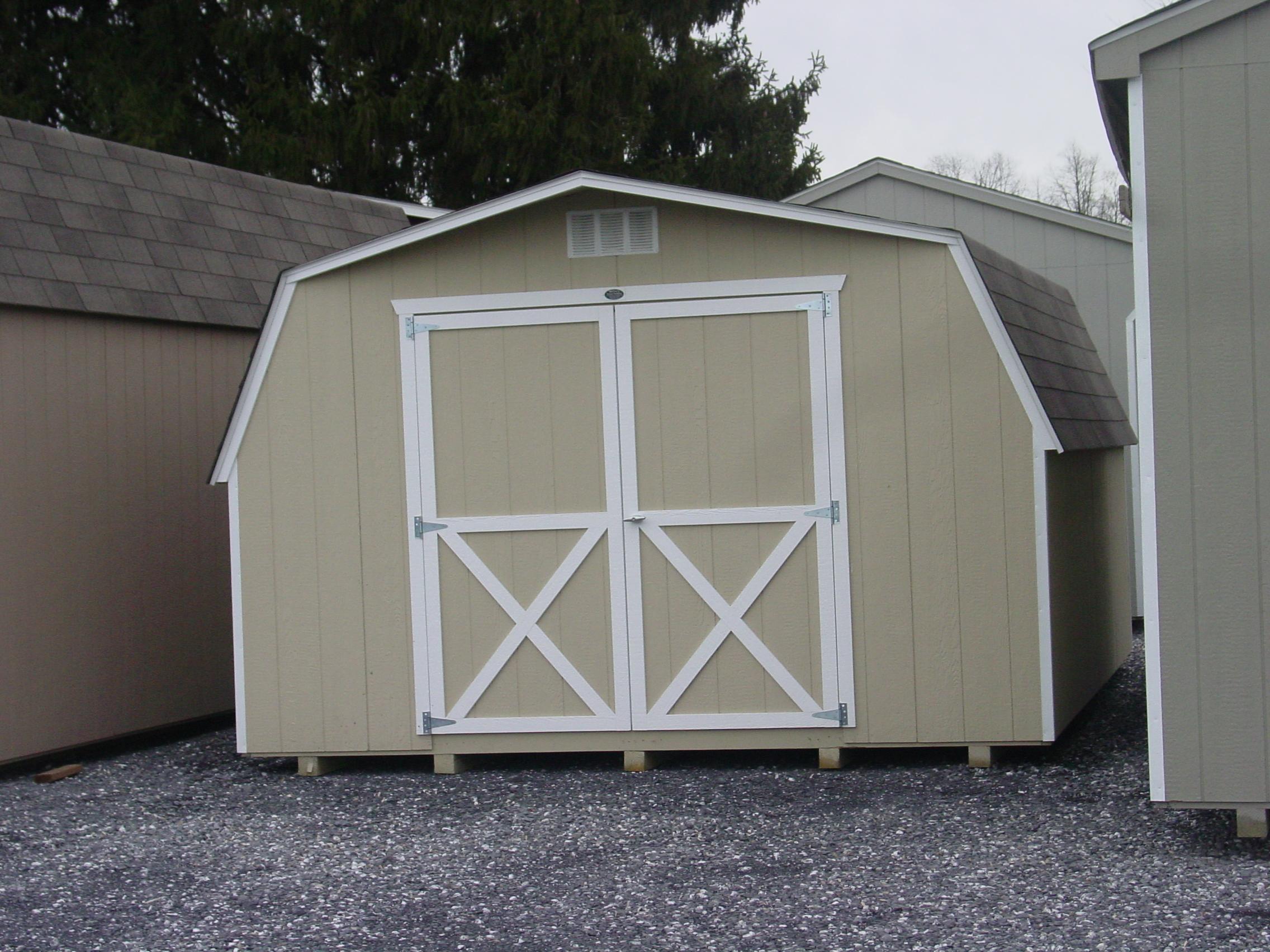 (Building #067) 12×16 Barn