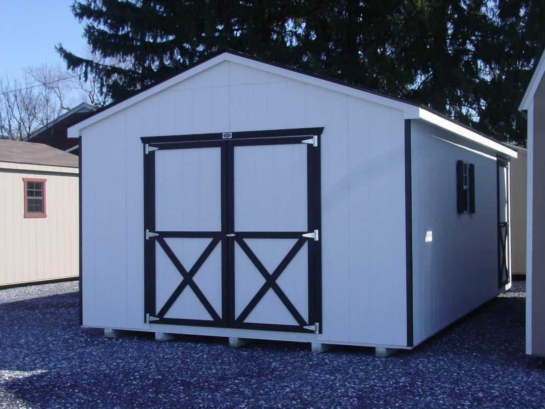 (Building #081) 12×20 Cottage