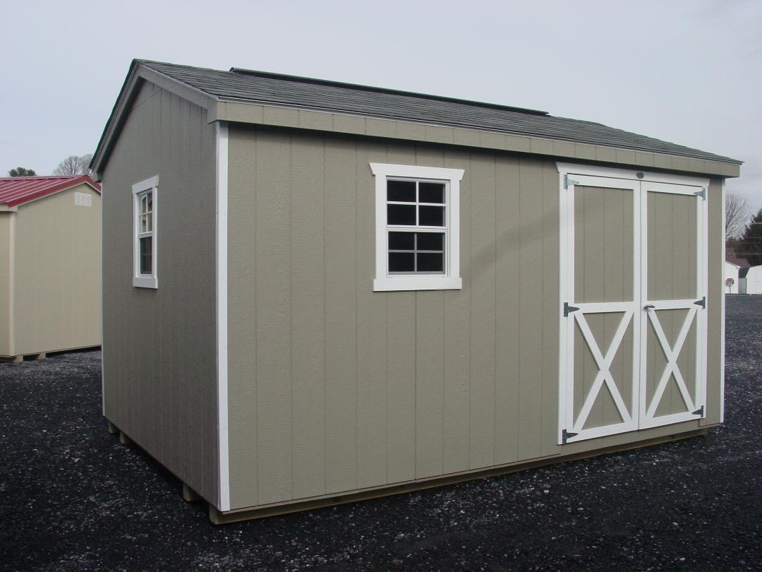 (Building #086) 10×14 Cottage