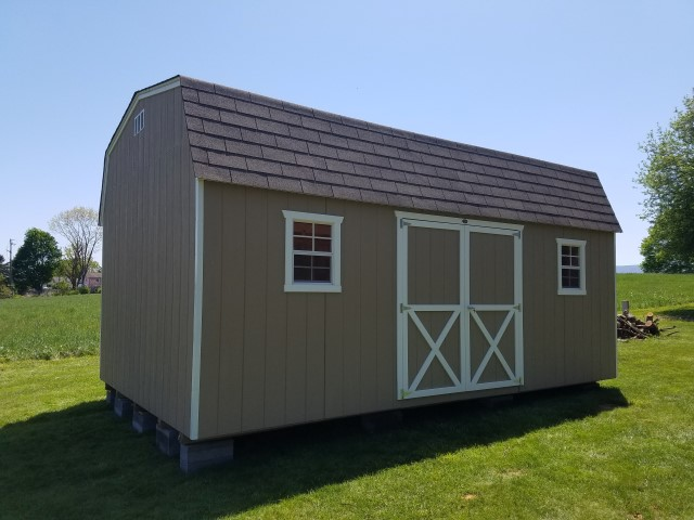 (Building #219) 12x20x7 Barn