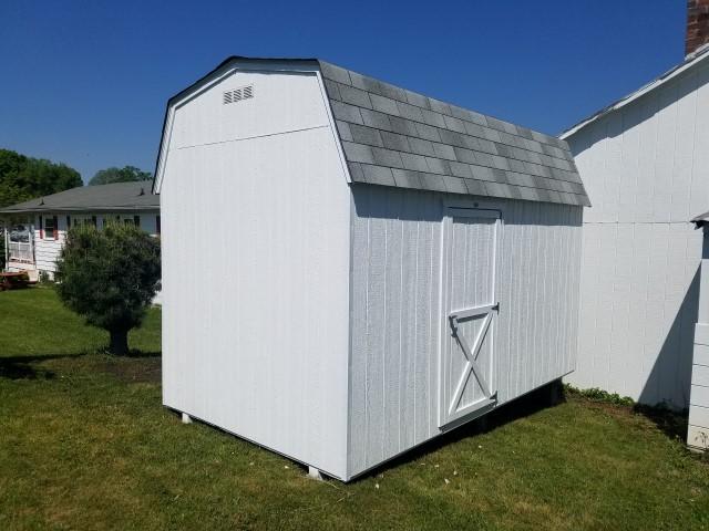 (Building #255) 8x14x7 Barn