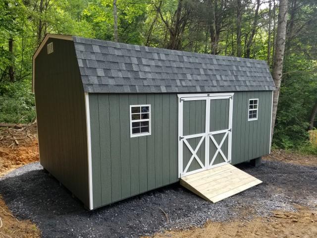 (Building #260) 12x20x7 Barn