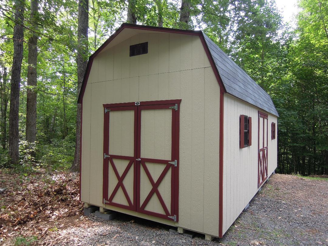 (Building #216) 10x24x7 Barn