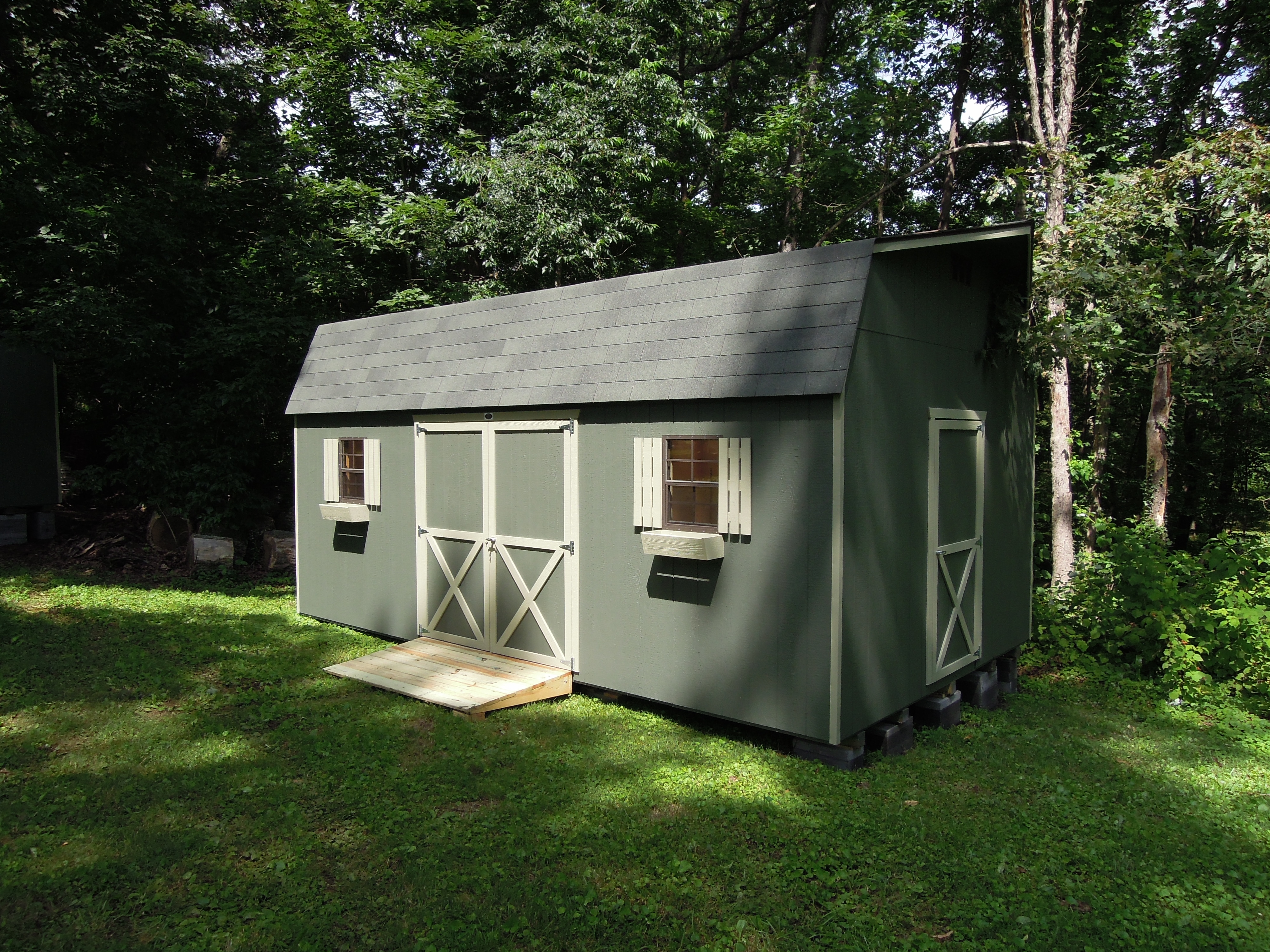 (Building #259)12x20x7 Barn
