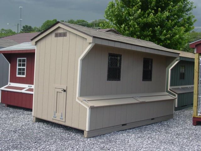 (Building #087) 6×12 Chicken Coop