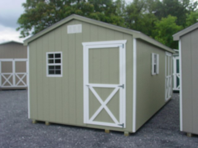 (Building #057) 10×20 Cottage