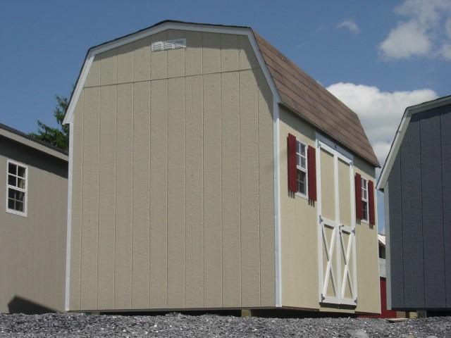 (Building #038) 8x14x7 Barn