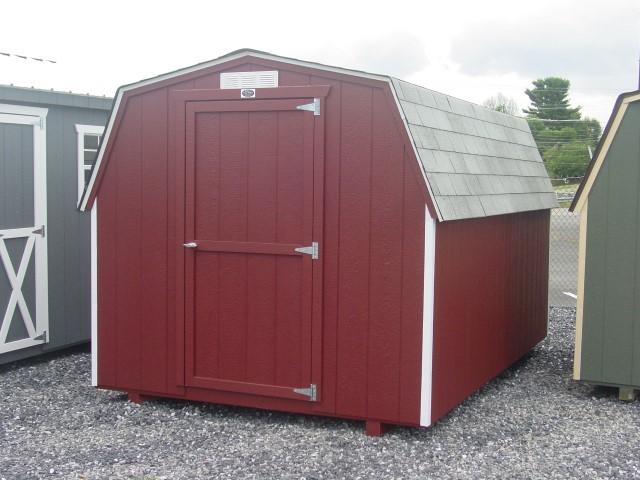 (Building #011) 8×12 Economy Barn