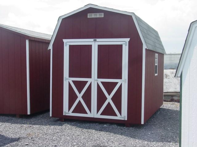 (Building #006) 8x12x6 Barn