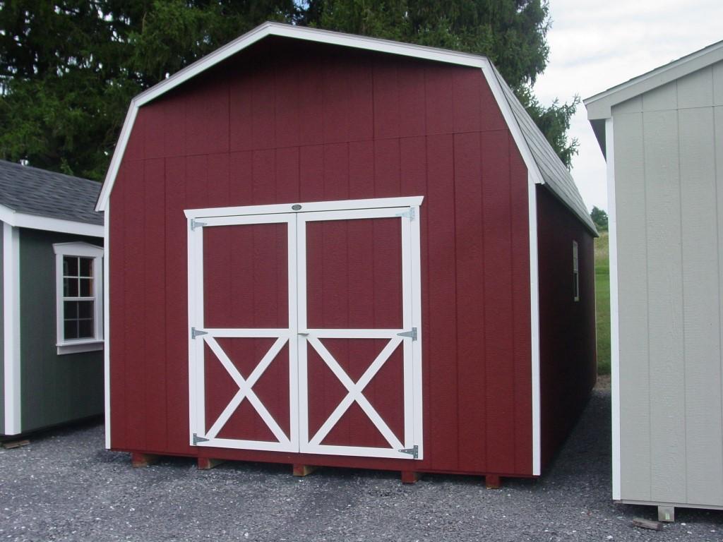 (Building #015) 12x20x7 Barn