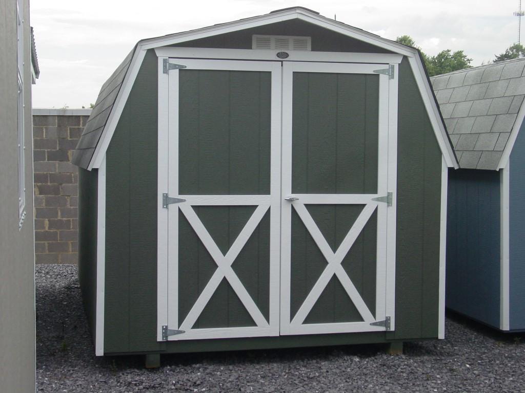 (Building #016) 8×12 Barn
