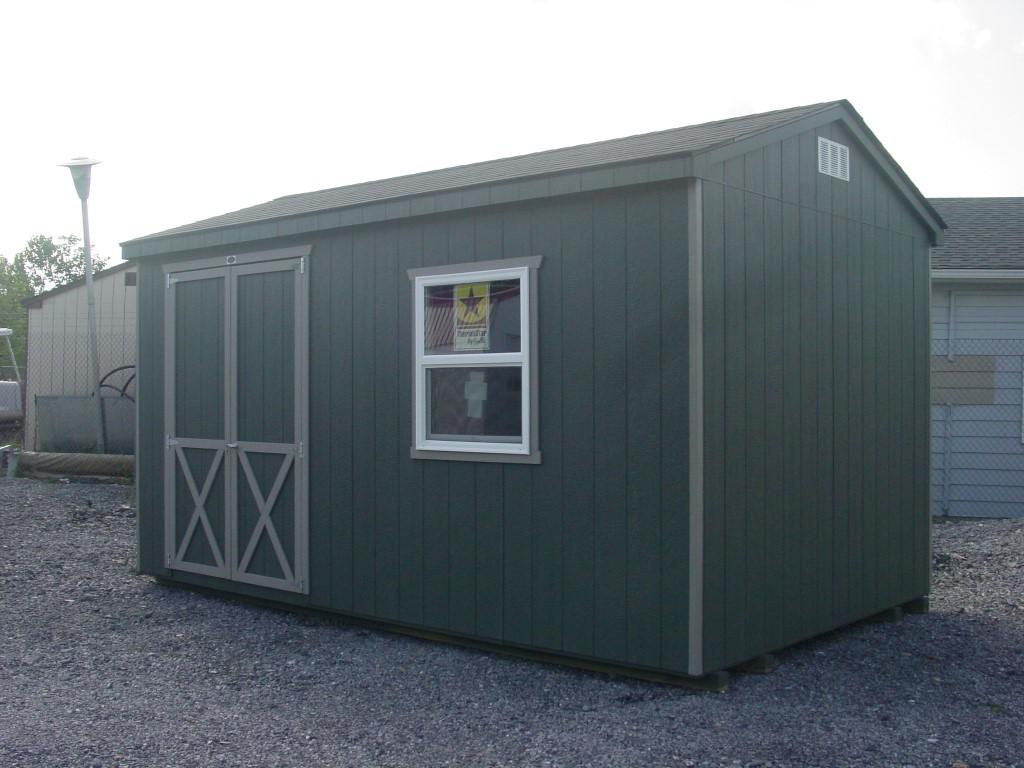 (Building #039) 10x16x8 Cottage