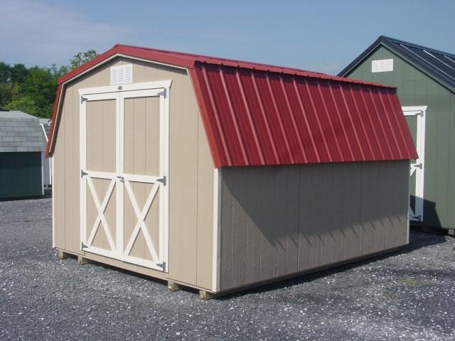 (Building #050) 10×12 Barn