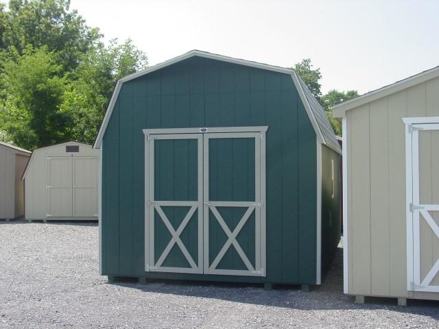 (Building #082) 10x16x6 Barn