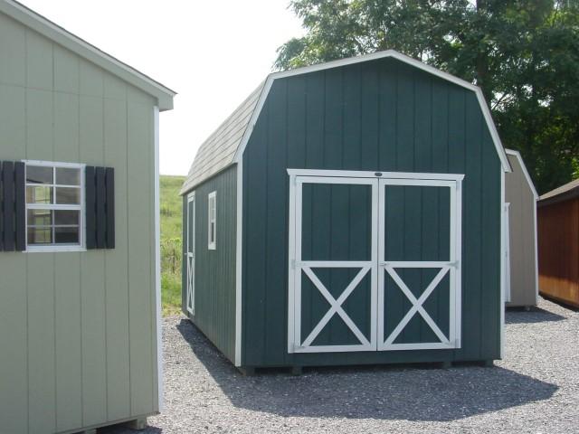 Building 081 10x20x7 Barn