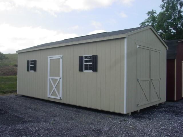 (Building #012) 12x24x8 Cottage