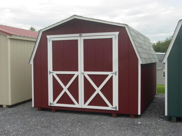 (Building #094) 10×12 Barn
