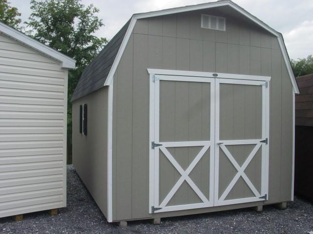 (Building #095) 10x16x6 Barn