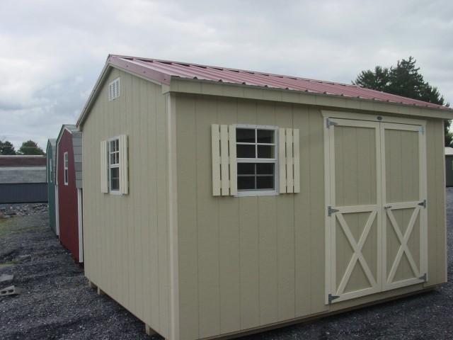 (Building #096) 10×12 Cottage