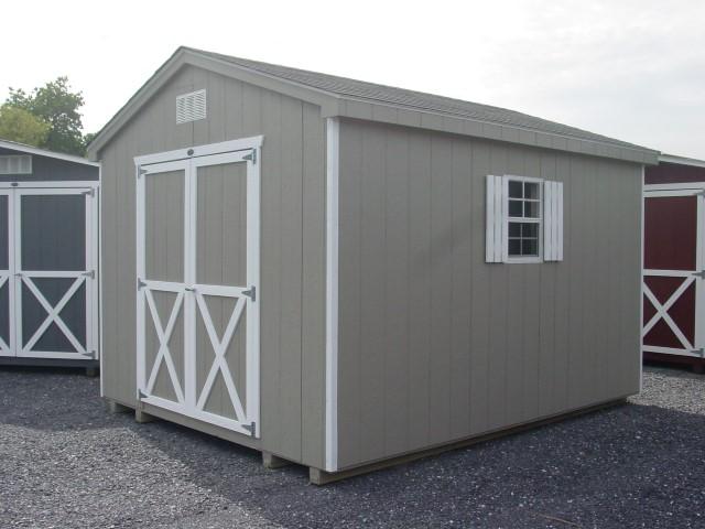 (Building #018) 10×12 Cottage