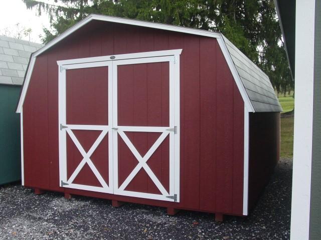 (Building #008) 12×16 Barn