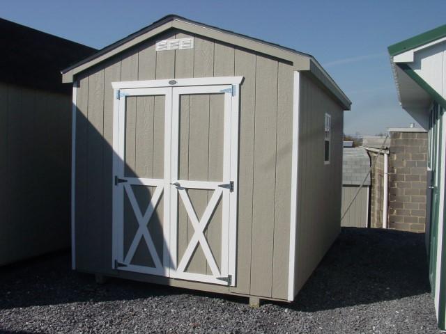 (Building #019) 8×12 Cottage