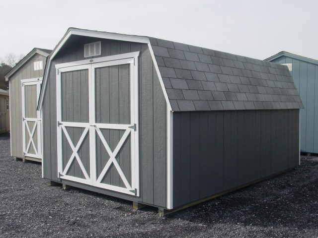 (Building #020) 10×14 Barn