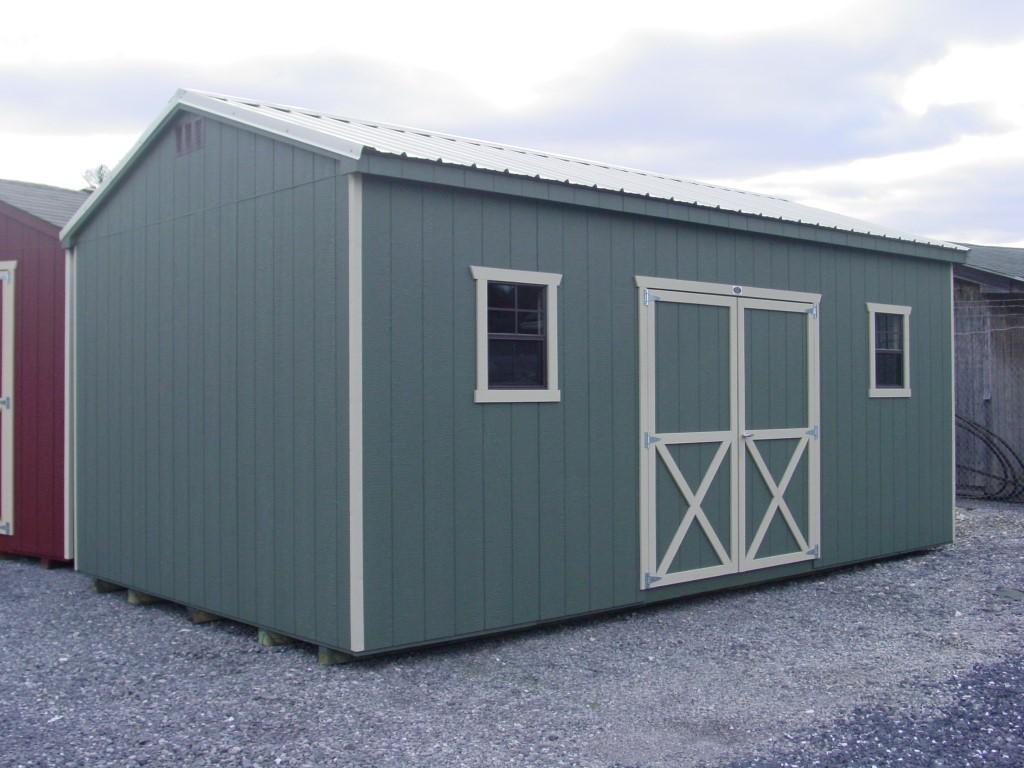 (Building #083) 12x20x8 Cottage