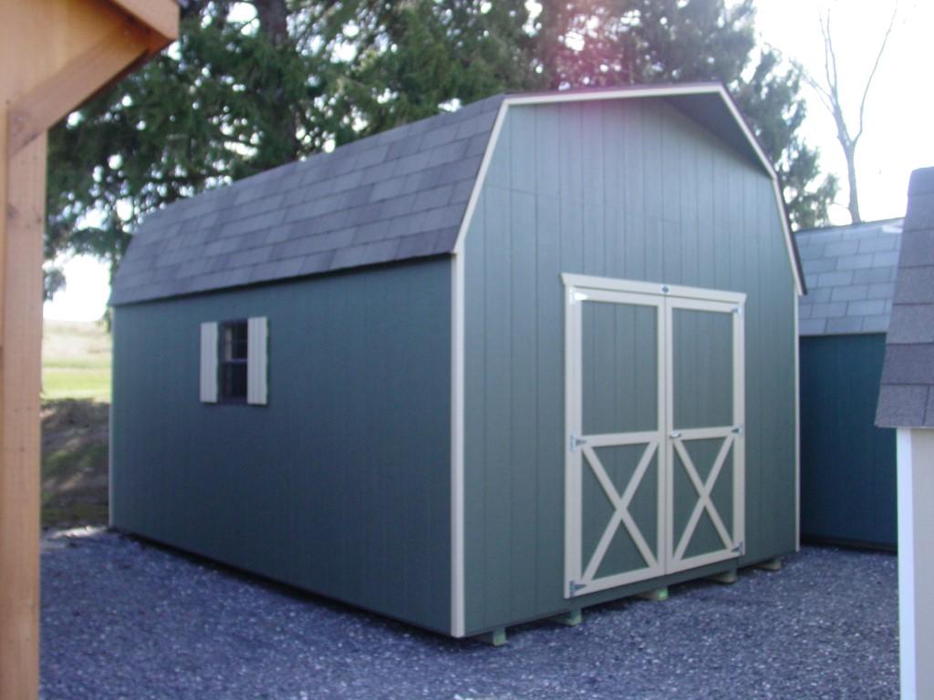 (Building #048) 12x16x7 Barn