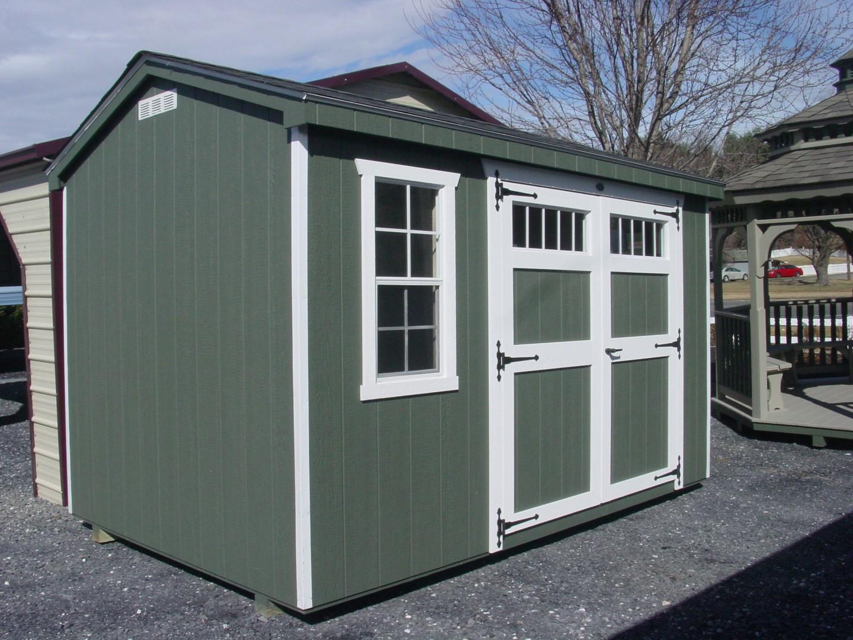 (Building #077) 8×12 Cottage