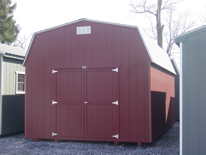 (Building #080) 12x20x7 Economy Barn