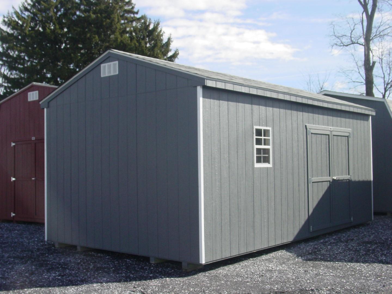 (Building #028) 12x20x8 Economy Cottage