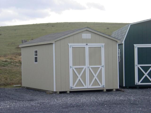 (Building #004) 10×16 Cottage
