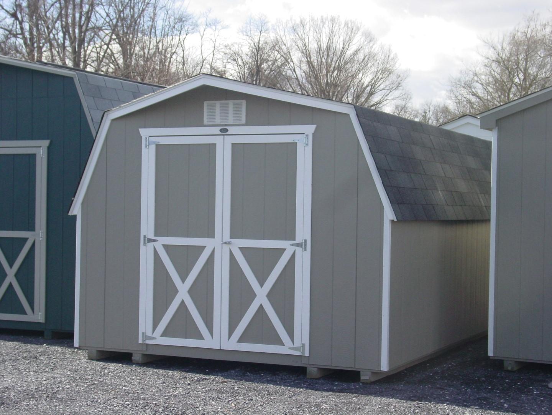 (Building #030) 10×16 Barn