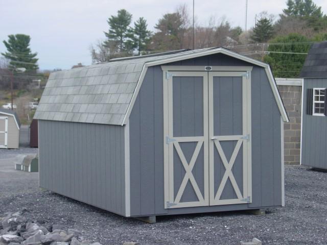 (Building #092) 8×14 Barn