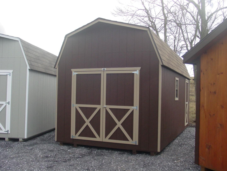 (Building #058) 10x20x7 Barn