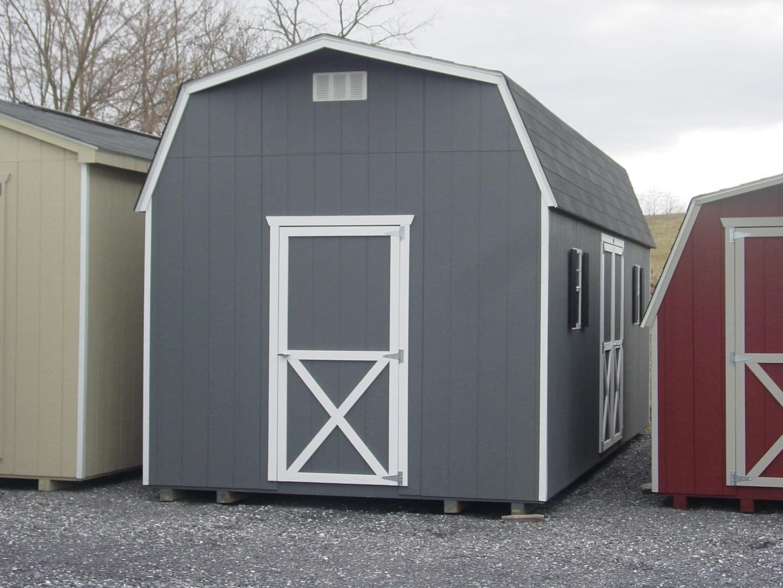(Building #065) 10x24x7 Barn