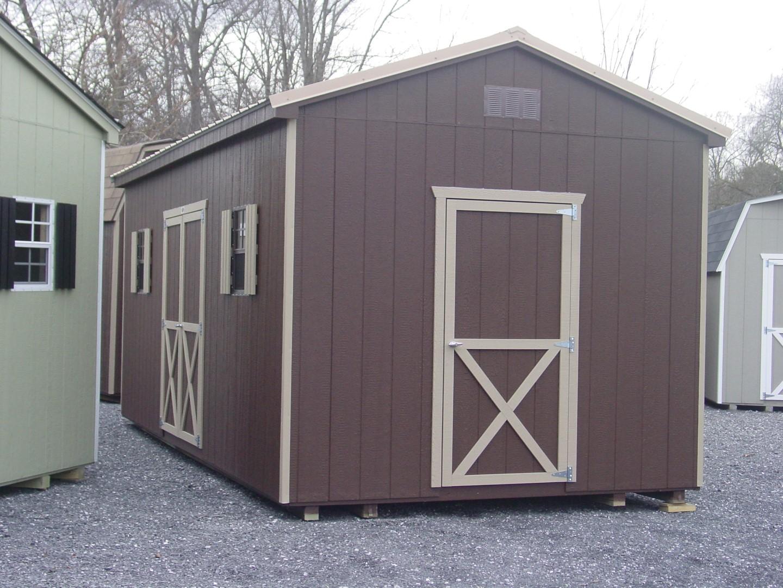 (Building #075) 10x20x8 Cottage