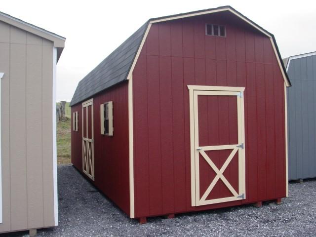 (Building #101) 10x24x7 Barn