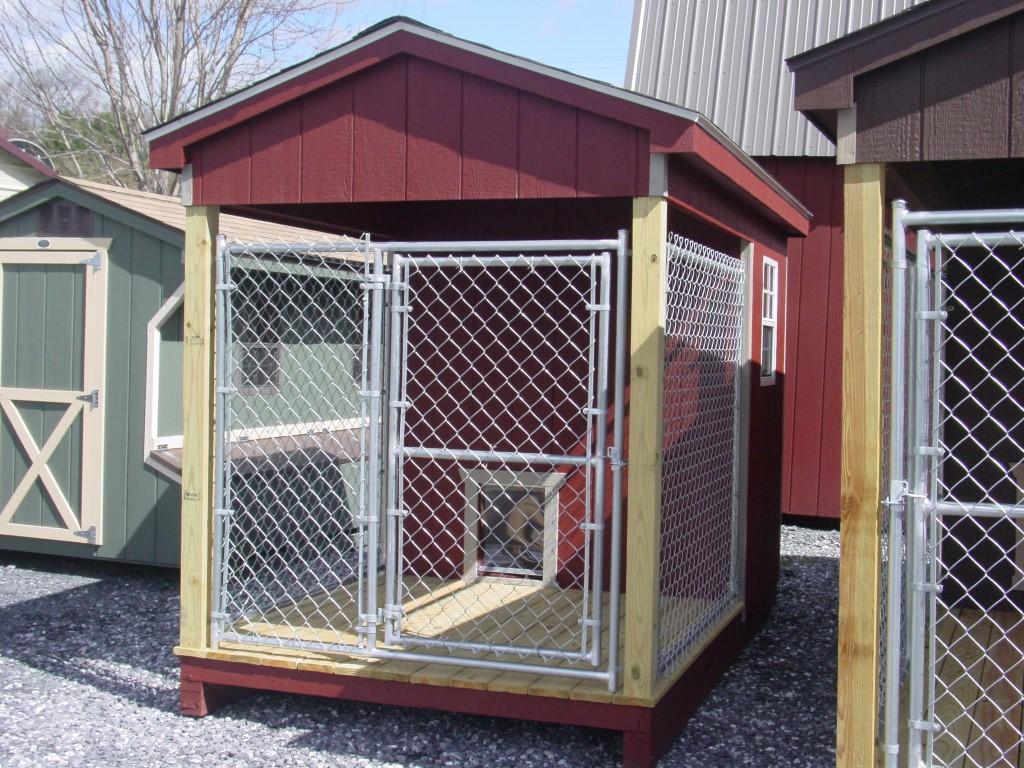 (Building #069) 6×10 Dog Kennel