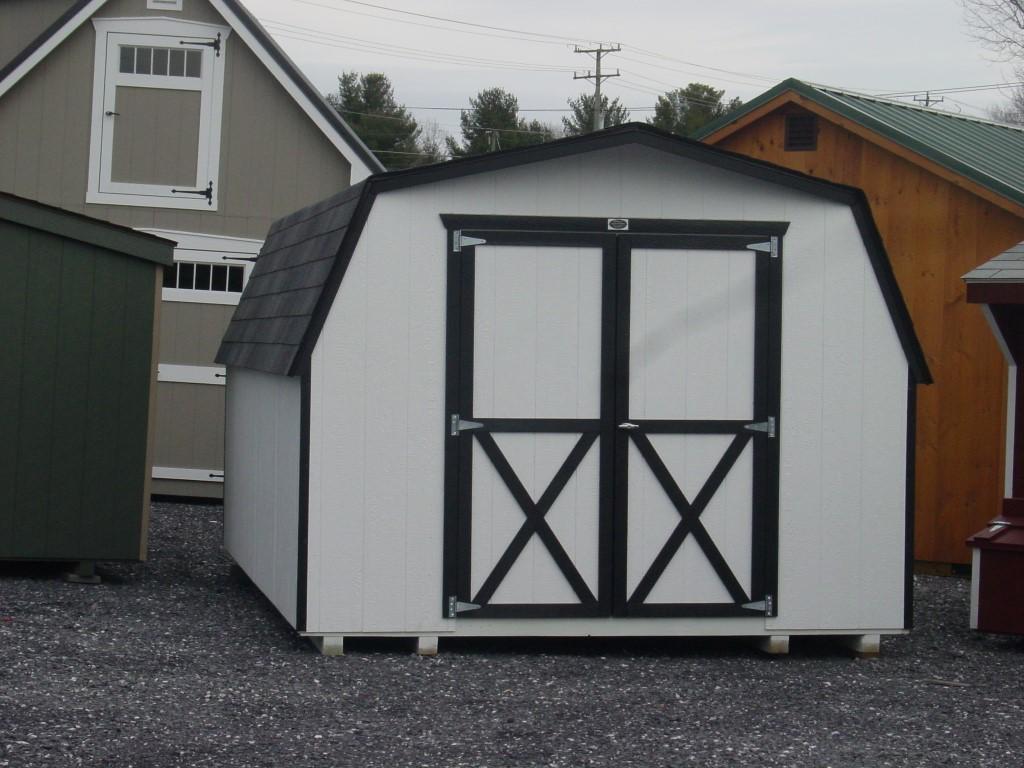 (Building #050) 10×16 Barn
