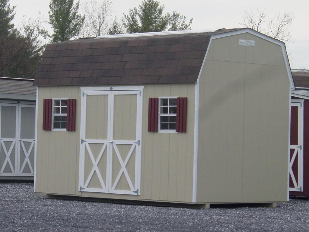 (Building #093) 8x14x7 Barn