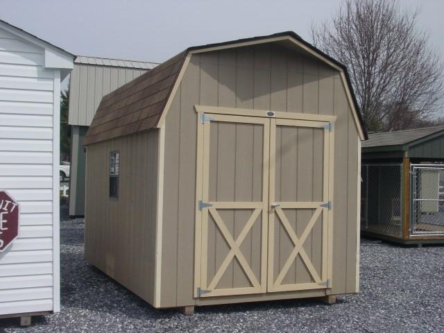 (Building #019) 8x12x6 Barn