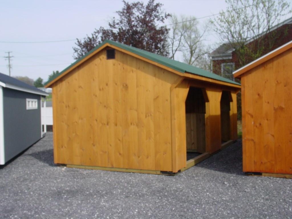 (Building #026) 12×24 Shelter