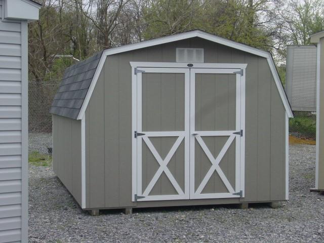 (Building #007) 10×16 Barn