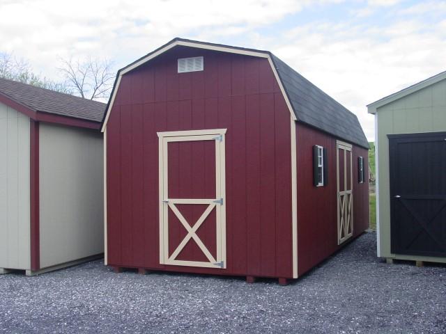 (Building #009) 10x24x7 Barn