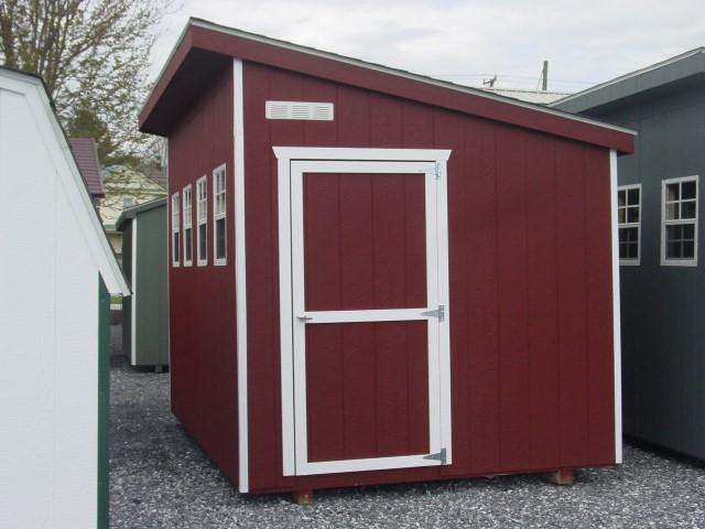 (Building #086) 8×12 Condo Coop
